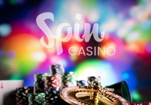 Spin Casino UK Graphics and Looks
